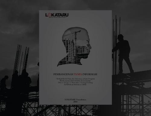 Pembangunan tanpa informasi