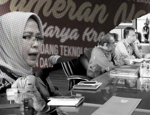"""Menteri Pemuda dan Olah Raga Iman Nahrawi  Tidak """"Sportif"""" dan Tidak Taat Putusan Pengadilan Tata Usaha Negara"""