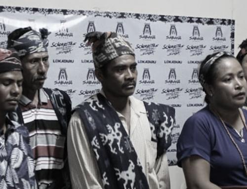 """Siaran Pers:  """"Pelanggaran Hukum dan HAM oleh PT. Muria Sumba Manis"""""""
