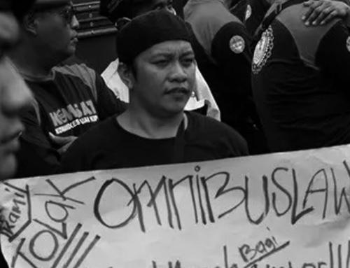 Demi Investasi, Negara Mengintimidasi: Batalkan Instruksi Penggunaan Polisi dan BIN untuk Memuluskan Pengesahan Omnibus Law!