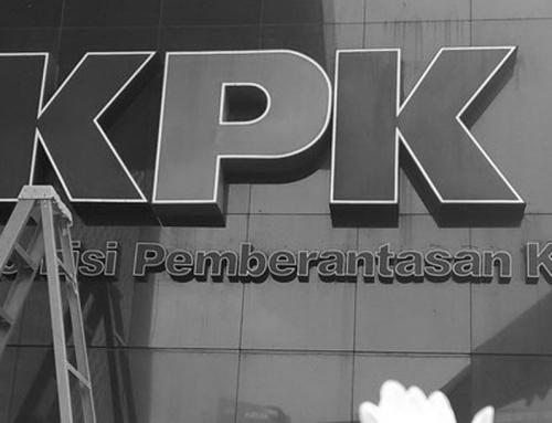 Jangan Biarkan KPK Meranggas Oleh: Eryanto Nugroho*)