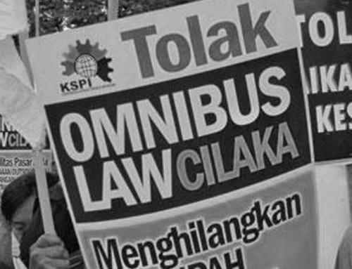 OMNIBUS LAW (Cipta Lapangan Kerja)