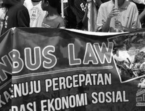 Omnibus Law tak Mengenal Mahasiswa
