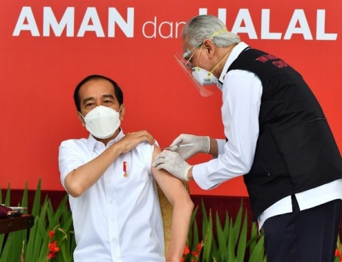 Siaran Pers: Presiden Joko Widodo, Vaksin BUKAN Solusi Mutlak